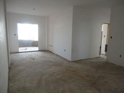 ref.: 630500 - apartamento em praia grande, no bairro guilhermina - 3 dormitórios