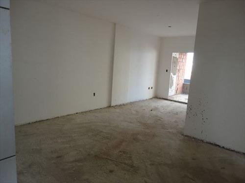 ref.: 630700 - apartamento em praia grande, no bairro guilhermina - 2 dormitórios