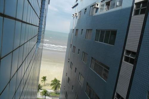 ref.: 631 - apartamento em praia grande, no bairro forte - 2 dormitórios