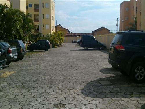 ref.: 632 - apartamento em itanhaem, no bairro cibratel i - 2 dormitórios