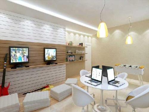 ref.: 633200 - apartamento em praia grande, no bairro guilhermina - 3 dormitórios