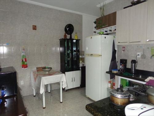 ref.: 634 - casa em praia grande, no bairro caicara - 2 dormitórios