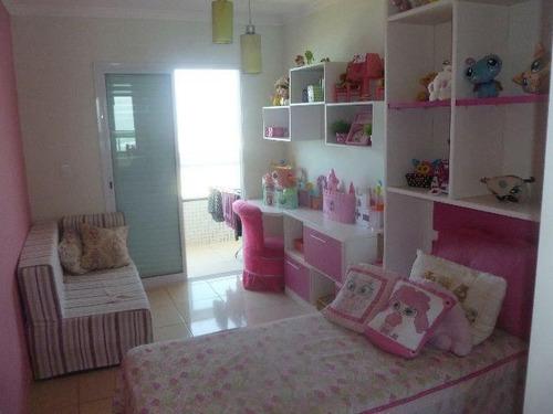 ref.: 635500 - apartamento em praia grande, no bairro caicara - 3 dormitórios