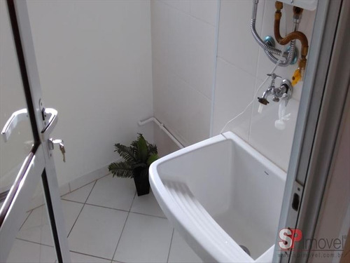 ref.: 6357 - apartamento em sao paulo, no bairro vila santos - 2 dormitórios
