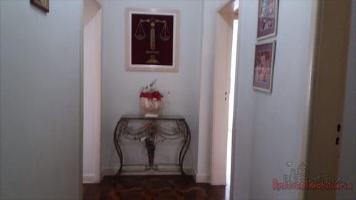 ref.: 6361 - apartamento em sao paulo, no bairro vila buarque - 3 dormitórios