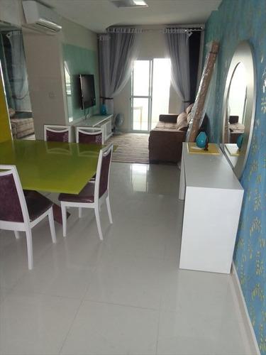 ref.: 637 - apartamento em praia grande, no bairro canto do forte - 2 dormitórios