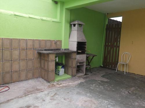 ref.: 637 - casa em itanhaem, no bairro bopiranga - 2 dormitórios