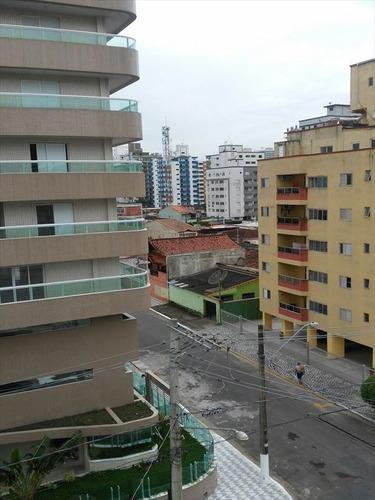 ref.: 63701 - apartamento em praia grande, no bairro ocian - 2 dormitórios