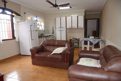 ref.: 63706 - casa em mongagua, no bairro agenor de campos - 2 dormitórios