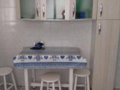 ref.: 6378 - apartamento em praia grande, no bairro guilhermina - 2 dormitórios
