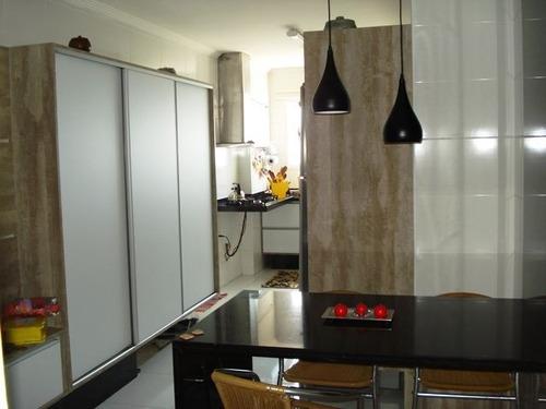 ref.: 638600 - apartamento em praia grande, no bairro boqueirao - 3 dormitórios