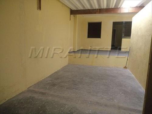 ref.: 6391 - casa em sao paulo, no bairro santana - 2 dormitórios