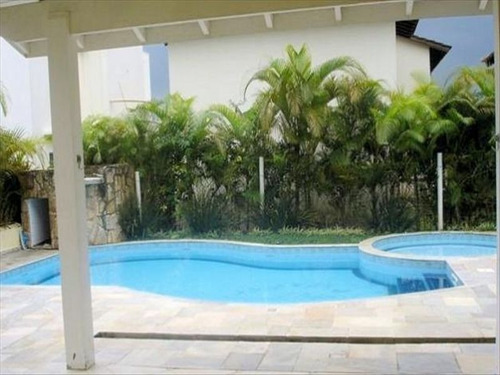 ref.: 64 - casa condomínio fechado em bertioga, no bairro hanga roa - 5 dormitórios