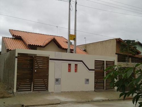 ref.: 64 - casa em itanhaem, no bairro nova itanhaem - 2 dormitórios