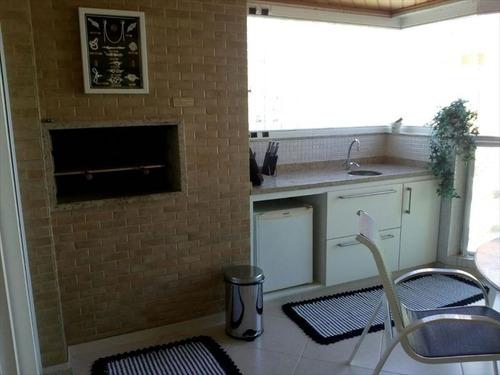 ref.: 640 - apartamento em bertioga, no bairro riviera de são lourenço - 3 dormitórios