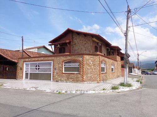 ref.: 640 - casa em praia grande, no bairro caicara - 3 dormitórios