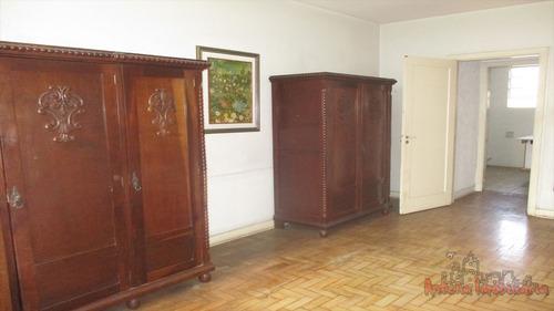 ref.: 6408 - apartamento em sao paulo, no bairro higienopolis - 2 dormitórios