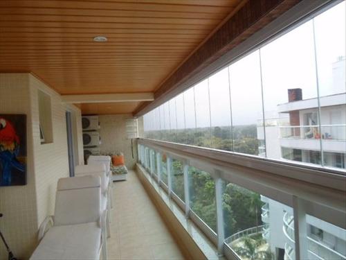 ref.: 641 - apartamento em bertioga, no bairro riviera de são lourenço - 4 dormitórios
