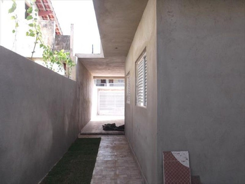 ref.: 641 - casa em itanhaem, no bairro bopiranga - 3 dormitórios