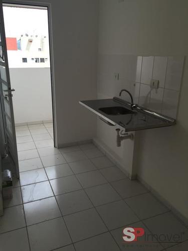 ref.: 6415 - apartamento em sao paulo, no bairro vila amalia (zona norte) - 2 dormitórios