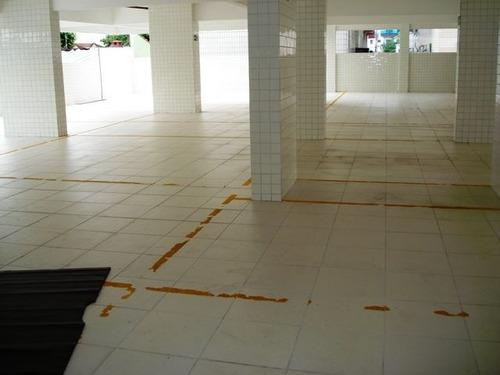 ref.: 642400 - apartamento em praia grande, no bairro guilhermina - 2 dormitórios