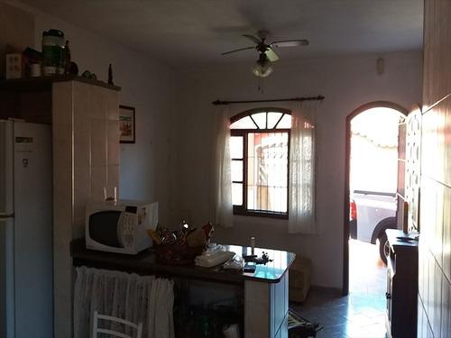 ref.: 643 - casa em mongaguá, no bairro jardim praia grande - 2 dormitórios