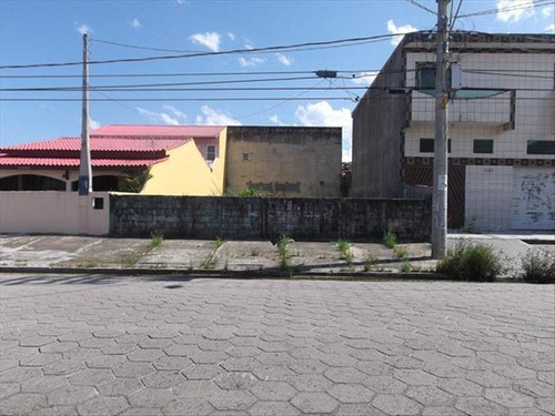 ref.: 643 - terreno em itanhaem, no bairro bopiranga