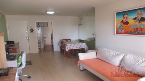 ref.: 6433 - apartamento em sao paulo, no bairro santa cecilia - 3 dormitórios