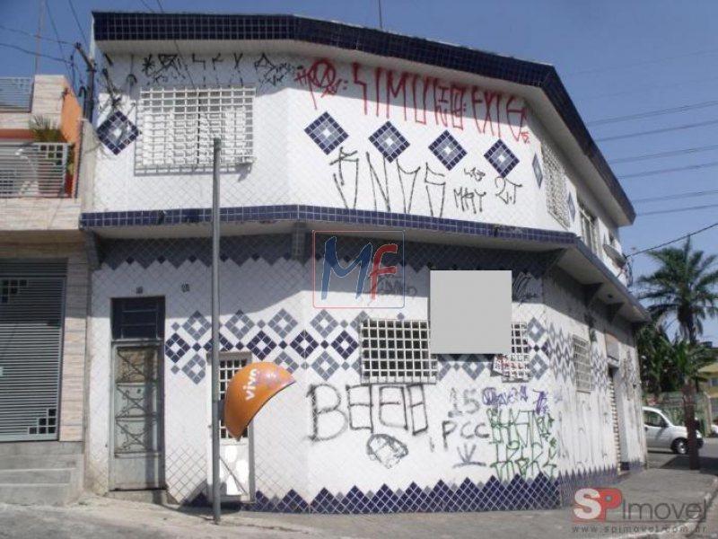 ref 6433 - prédio comercial e residencial  de esquina v.formosa -estuda permuta !! - 6433