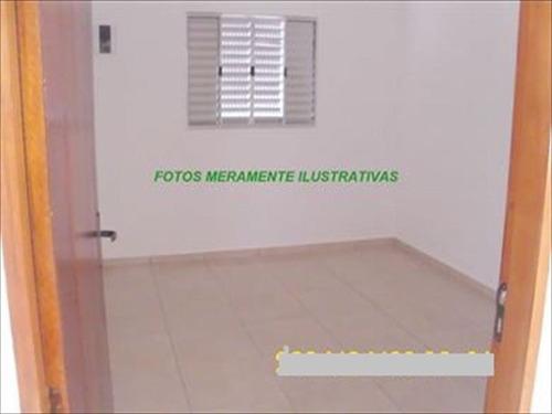 ref.: 644 - casa em itanhaem, no bairro bopiranga - 2 dormitórios