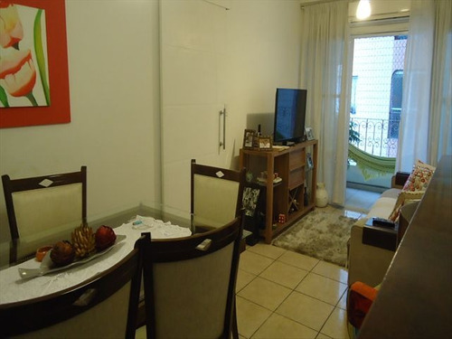 ref.: 6441 - apartamento em santos, no bairro ponta da praia - 2 dormitórios