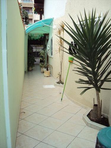 ref.: 6444 - casa em praia grande, no bairro guilhermina - 2