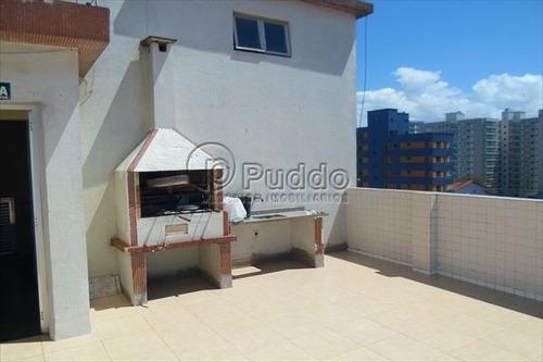 ref.: 645 - apartamento em praia grande, no bairro canto do forte - 1 dormitórios