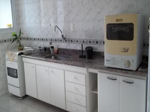 ref.: 645400 - apartamento em praia grande, no bairro canto do forte - 2 dormitórios
