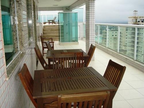 ref.: 645600 - apartamento em praia grande, no bairro aviacao - 3 dormitórios
