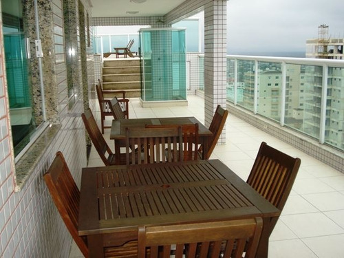 ref.: 645900 - apartamento em praia grande, no bairro aviacao - 2 dormitórios