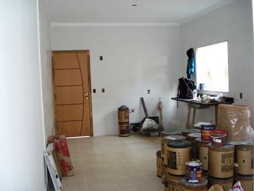 ref.: 646100 - casa em praia grande, no bairro guilhermina - 3 dormitórios