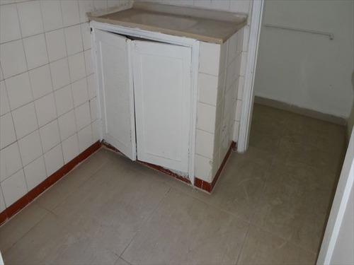 ref.: 6466 - apartamento em santos, no bairro gonzaga - 1 dormitórios
