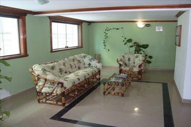 ref.: 649 - apartamento em praia grande, no bairro vila guilhermina - 3 dormitórios