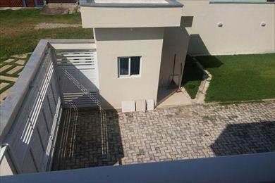 ref.: 64906 - casa condomínio fechado em itanhaem, no bairro loty - 2 dormitórios