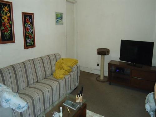 ref.: 6497 - casa em santos, no bairro estuario - 3 dormitórios