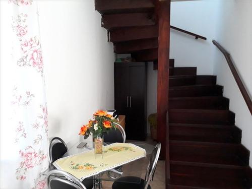 ref.: 650 - casa em praia grande, no bairro maracana - 2 dormitórios
