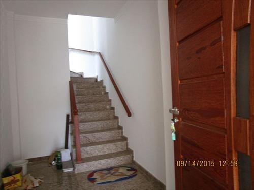 ref.: 6503 - casa em santos, no bairro embare - 3 dormitórios