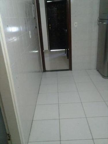 ref.: 6504 - casa condomínio fechado em santos, no bairro jabaquara - 2 dormitórios