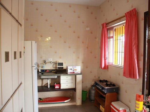 ref.: 651 - casa em itanhaem, no bairro bopiranga - 3 dormitórios