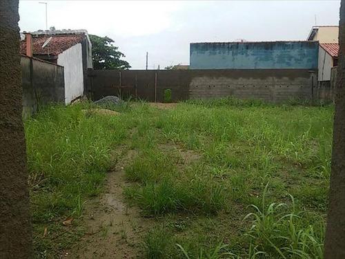 ref.: 652 - terreno em itanhaem, no bairro bopiranga