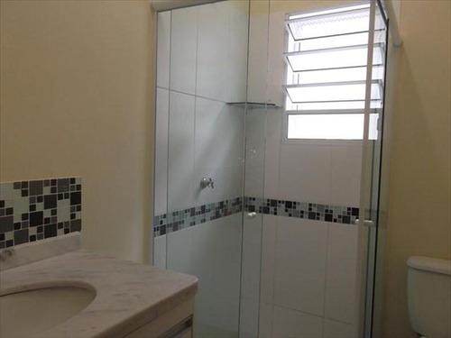ref.: 653 - casa em itanhaem, no bairro grandesp - 2 dormitórios