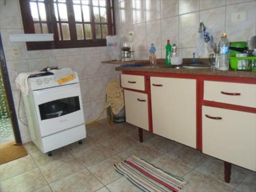 ref.: 657 - casa em itanhaem, no bairro jd jamaica - 2 dormitórios