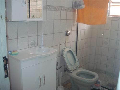 ref.: 6588 - apartamento em santos, no bairro estuario - 2 dormitórios