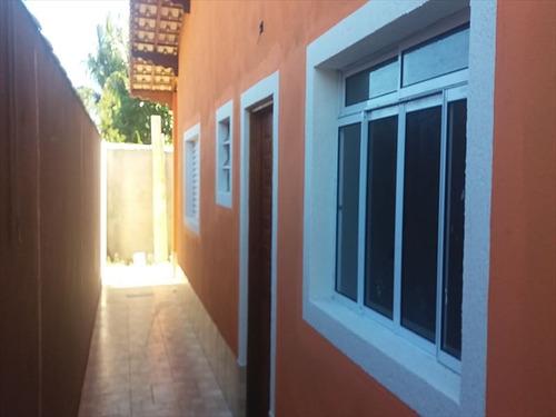 ref.: 659 - casa em mongaguá, no bairro agenor de campos - 2 dormitórios